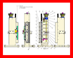 Design CAD Tools - Gauges - Machines